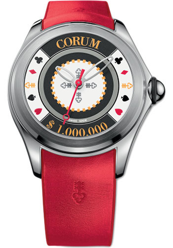 Corum Watches - Bubble 42 mm - Casino - Style No: L082/03053 - 082.410.20/0176 CH01