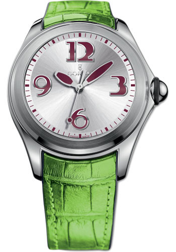 Corum Watches - Bubble 42 mm - Rhodium Purple Green - Style No: L082/03057