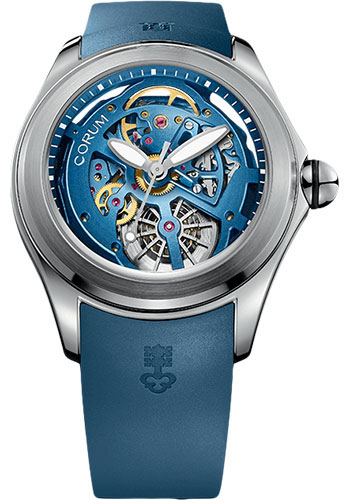 Corum Watches - Bubble 47 mm - Skeleton - Style No: L082/03162 - 082.400.20/0373 SQ13