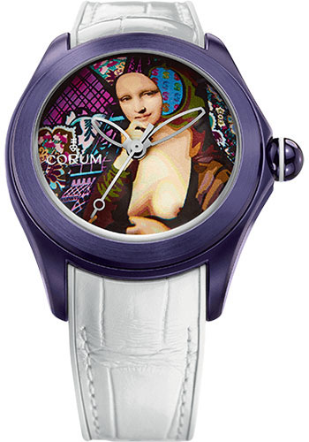 Corum Watches - Bubble 42 mm - Elisabetta Fantone - Style No: L082/03201 - 082.413.98/0009 EF01