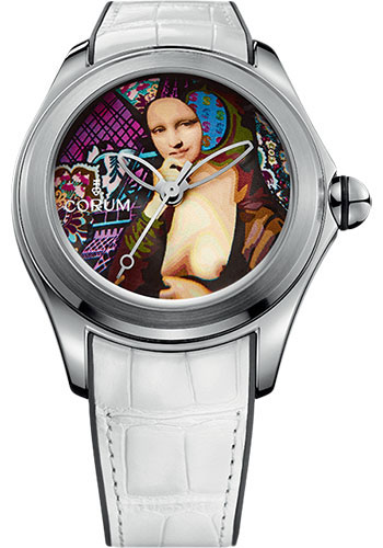 Corum Watches - Bubble 47 mm - Elisabetta Fantone - Style No: L082/03202 - 082.310.20/0009 EF01