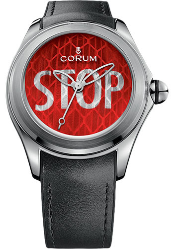 Corum Watches - Bubble 47 mm - Stop - Style No: L082/03207 - 082.310.20/0601 ST01