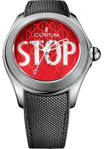 Corum Watches - Bubble 42 mm - Stop - Style No: L082/03232 - 082.410.20/0601 ST01
