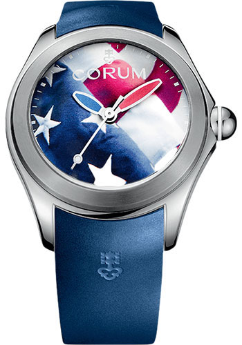 Corum Watches - Bubble 47 mm - Flag - Style No: L082/03263 - 082.310.20/0373 US01