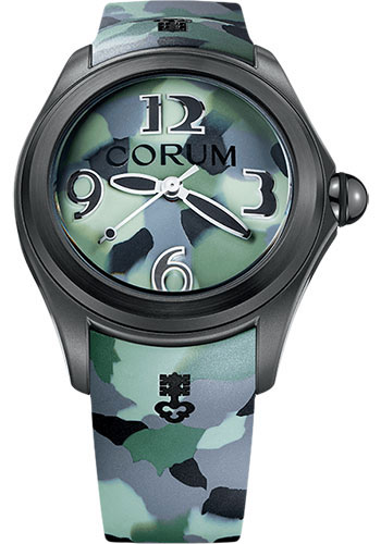 Corum Watches - Bubble 47 mm - Camouflage - Style No: L082/03303 - 082.310.98/0177 CA02