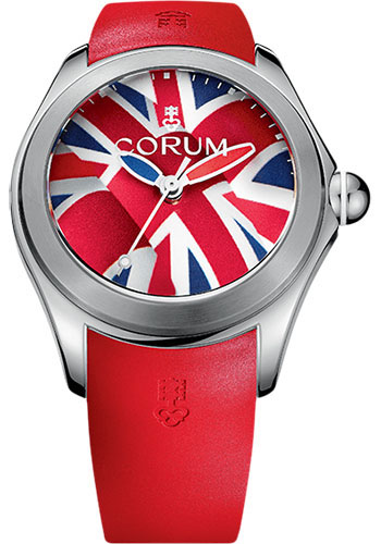 Corum Watches - Bubble 42 mm - Flag - Style No: L082/03311 - 082.410.20/0376 UK01