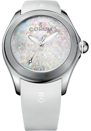 Corum Watches - Bubble 42 mm - White Opal - Style No: L082/03621