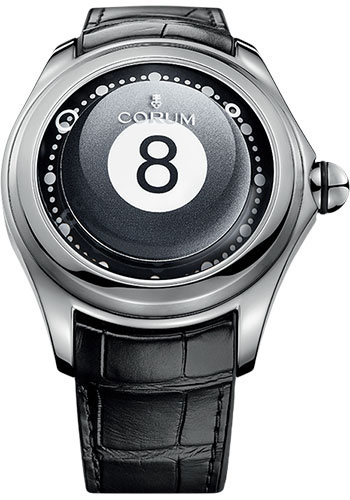 Corum Watches - Big Bubble 52 mm - Magical Game - Style No: L390/03254 - 390.101.04/0001 BA08