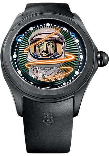 Corum Watches - Big Bubble 52 mm - Magical Elisabetta Fantone - Style No: L390/03667