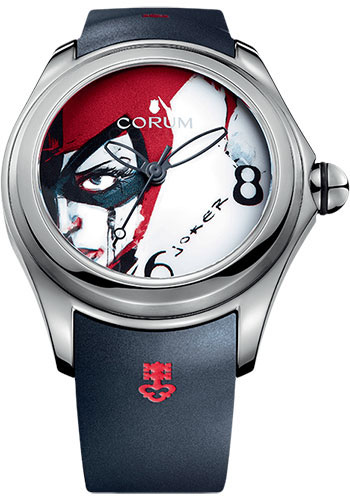 Corum Watches - Big Bubble 52 mm - Joker - Style No: L403/03170 - 403.101.04/0371 JO01