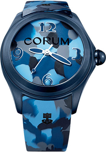 Corum Watches - Big Bubble 52 mm - Camouflage - Style No: L403/03323 - 403.102.95/0173 CA01