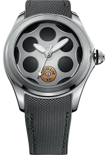 Corum Watches - Bubble 47 mm - Titanium - Style No: L407/03573