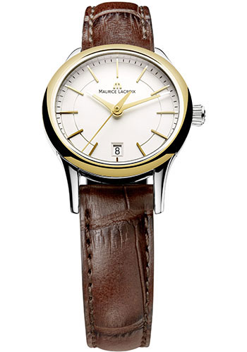 Maurice Lacroix Watches - Les Classiques Date Ladies 28 mm - Style No: LC1113-PVY11-130