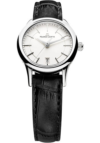 Maurice Lacroix Watches - Les Classiques Date Ladies 28 mm - Style No: LC1113-SS001-130