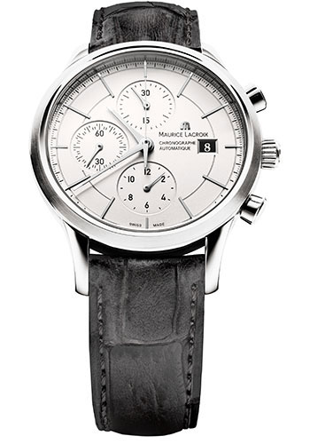 Maurice Lacroix Watches - Les Classiques Chronographe - Style No: LC6058-SS001-130