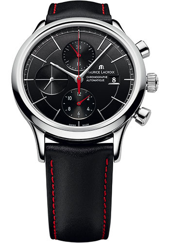Maurice Lacroix Watches - Les Classiques Chronographe - Style No: LC6058-SS001-332