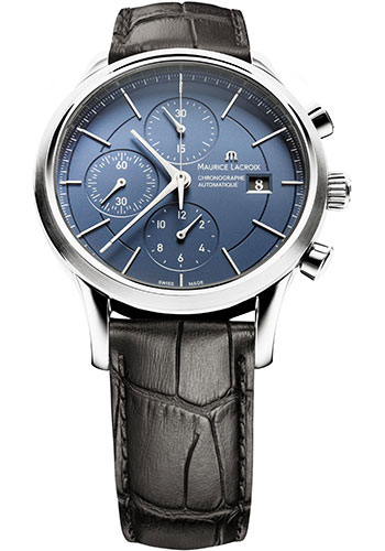 Maurice Lacroix Watches - Les Classiques Chronographe - Style No: LC6058-SS001-430