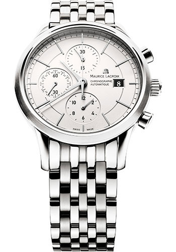 Maurice Lacroix Watches - Les Classiques Chronographe - Style No: LC6058-SS002-130