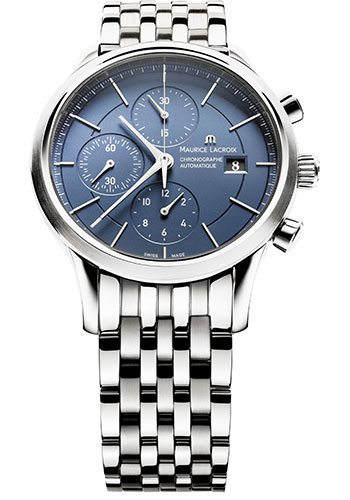 Maurice Lacroix Watches - Les Classiques Chronographe - Style No: LC6058-SS002-430