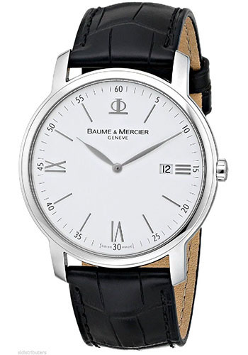 Baume & Mercier Watches - Classima Executives Contemporary Extra Large - Style No: M0A08485