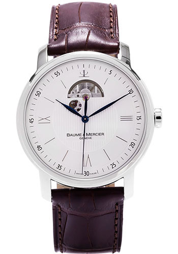 Baume & Mercier Watches - Classima Executives Contemporary Extra Large - Style No: M0A08688