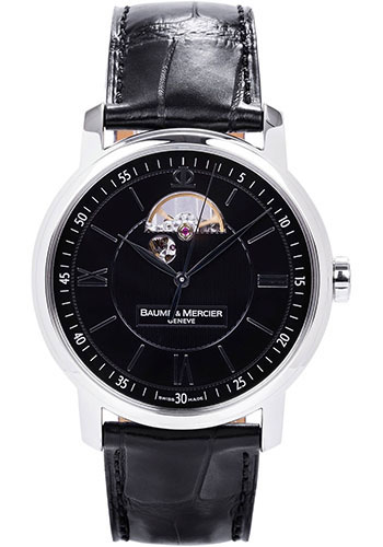 Baume & Mercier Watches - Classima Executives Contemporary Extra Large - Style No: M0A08689