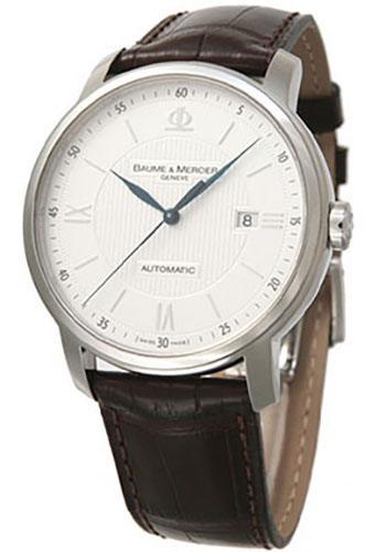 Baume & Mercier Watches - Classima Executives Contemporary Extra Large - Style No: M0A08731