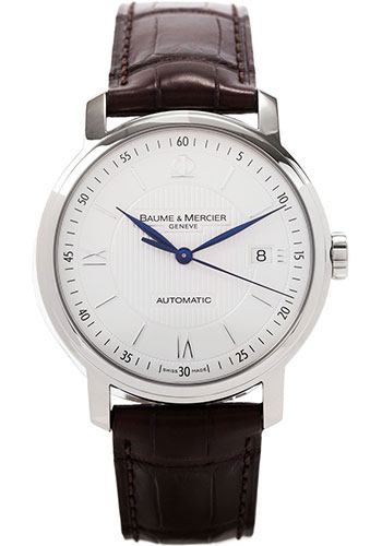 Baume & Mercier Watches - Classima Executives Contemporary Large - Style No: M0A08791