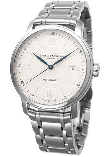 Baume & Mercier Watches - Classima Executives Contemporary Large - Style No: M0A08837