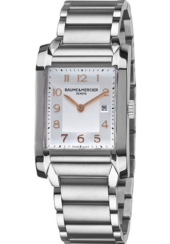 Baume & Mercier Watches - Hampton Classic Large - Style No: M0A10020