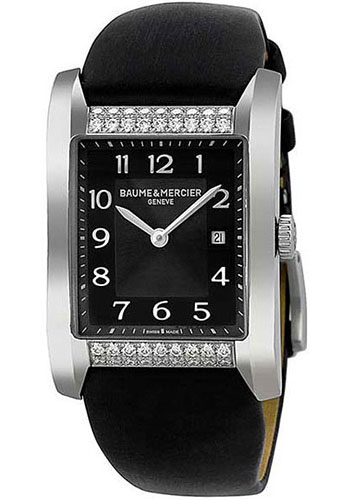 Baume & Mercier Watches - Hampton Stainless Steel Quartz - Style No: M0A10024