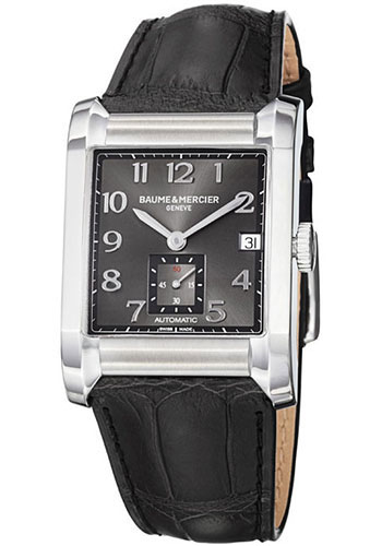 Baume & Mercier Watches - Hampton Stainless Steel Automatic - Style No: M0A10027