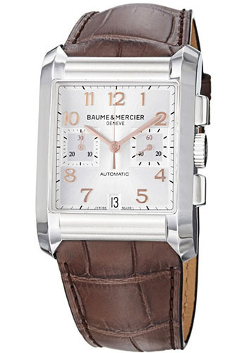 Baume & Mercier Watches - Hampton Stainless Steel Chronograph - Style No: M0A10029