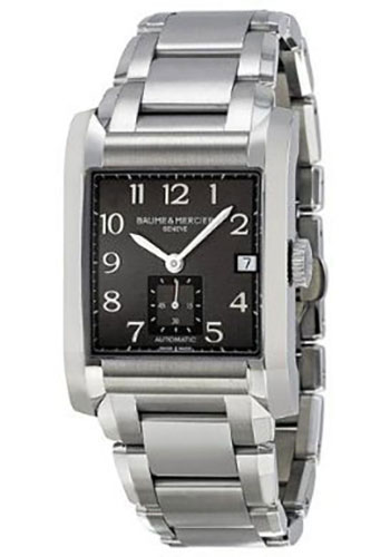 Baume & Mercier Watches - Hampton Stainless Steel Automatic - Style No: M0A10048