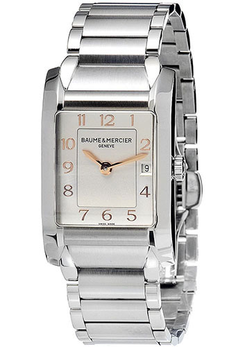Baume & Mercier Watches - Hampton Womens Stainless Steel - Style No: M0A10049