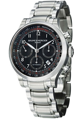 Baume & Mercier Watches - Capeland 42mm Stainless Steel - Style No: M0A10062