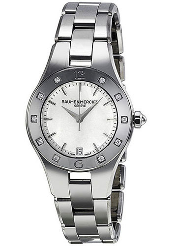 Baume & Mercier Watches - Linea 32mm Stainless Steel Quartz - Style No: M0A10071