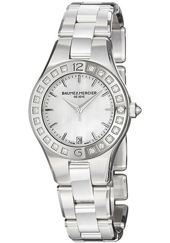 Baume & Mercier Watches - Linea 32mm Stainless Steel Quartz - Style No: M0A10072
