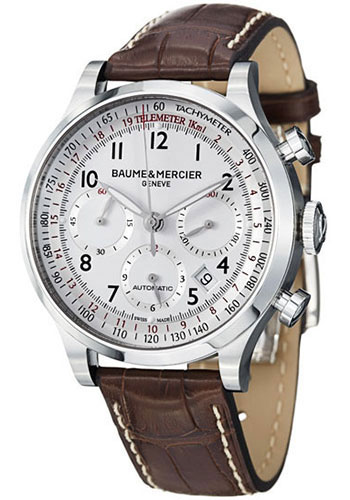 Baume & Mercier Watches - Capeland 42mm Stainless Steel - Style No: M0A10082