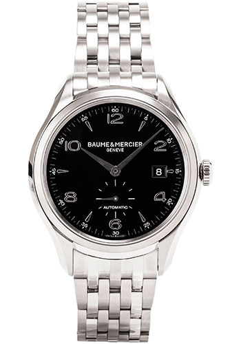 Baume & Mercier Watches - Clifton Stainless Steel - Bracelet - Style No: M0A10100