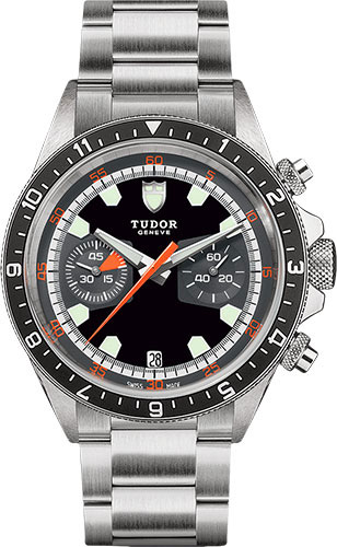 Tudor Watches - Heritage Chrono - Style No: M70330N-0005