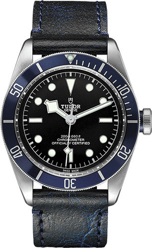 Tudor Watches - Black Bay Heritage - Aged Leather - Style No: M79230B-0007