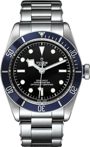 Tudor Watches - Black Bay Heritage - Bracelet - Style No: M79230B-0008