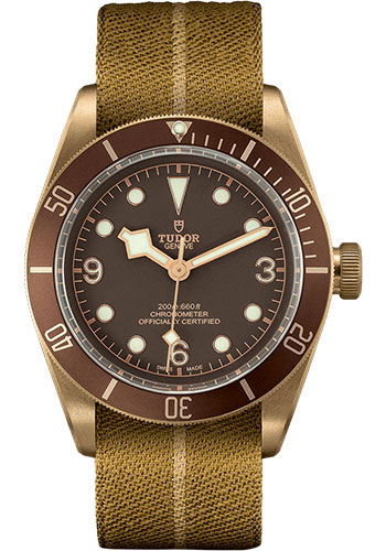 Tudor Watches - Black Bay Bronze - Style No: M79250BM-0003