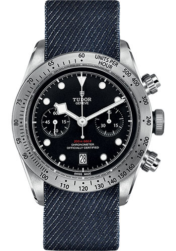 Tudor Watches - Black Bay Chrono - Style No: M79350-0003