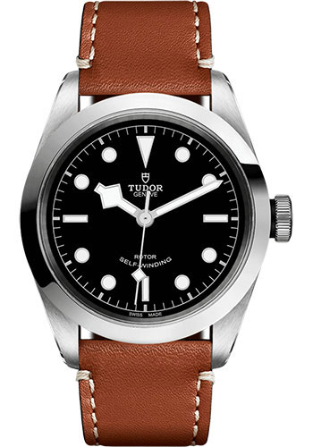 Tudor Watches - Black Bay 41 - Leather Strap - Style No: M79540-0003
