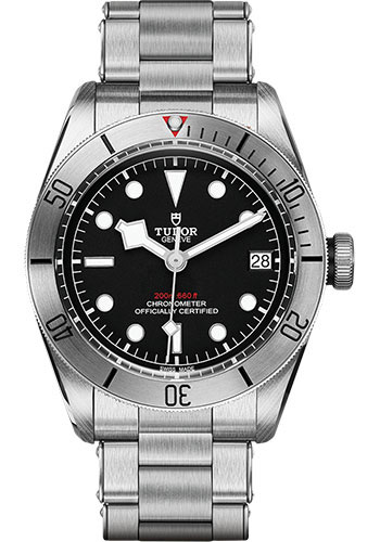 Tudor Watches - Black Bay Steel - Style No: M79730-0001