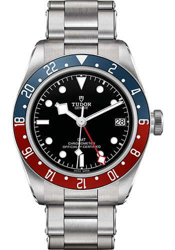 Tudor Watches - Heritage Black Bay GMT - Style No: M79830RB-0001
