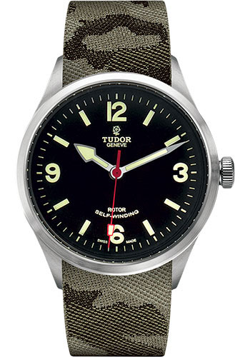 Tudor Watches - Heritage Ranger - Style No: M79910-0009