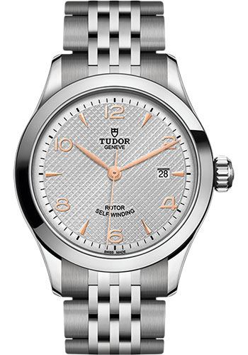 Tudor Watches - 1926 28 mm - Steel - Style No: M91350-0001